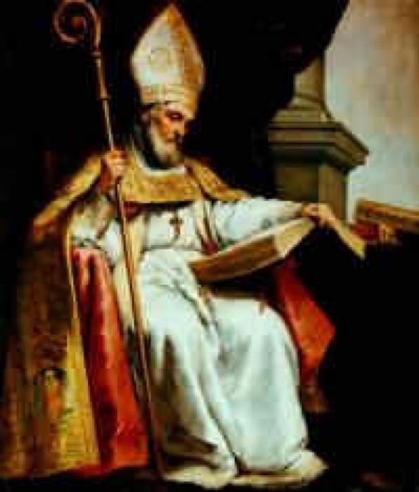 Ngày 4 tháng 4  THÁNH I-XI-ĐÔ-RO Giám mục tiến sĩ