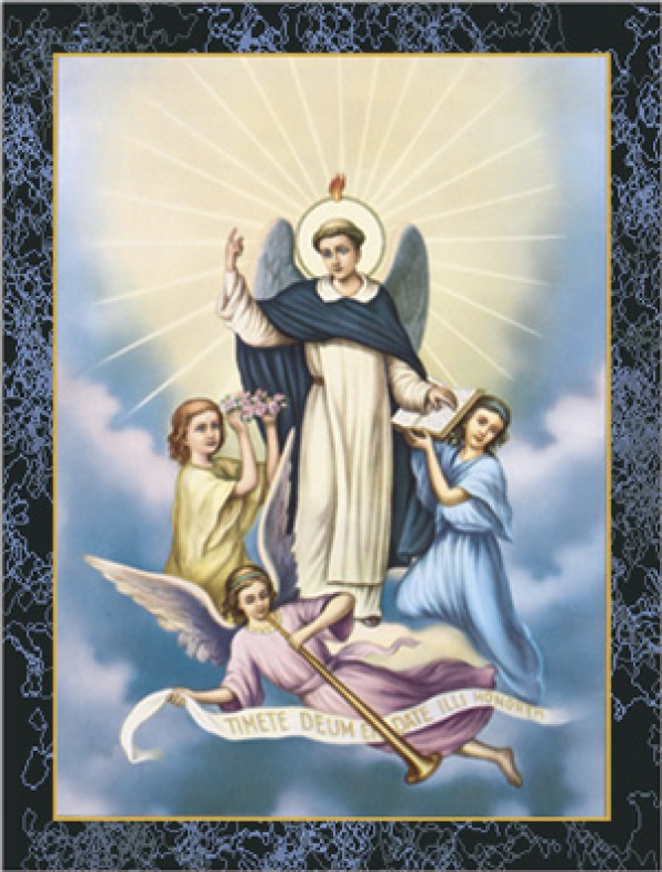 Ngày 5 tháng 4  THÁNH VINH-SƠN PHÊ-RI-Ô Linh mục