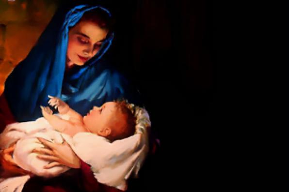 Tranh luận về sự trinh khiết của Mẹ Maria