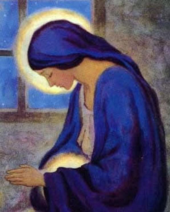 TẬN HIẾN CHO MẸ MARIA KHIÊM NHƯỜNG