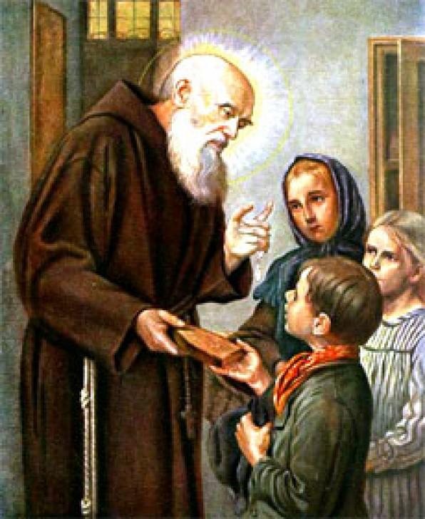 20 Tháng 4 Thánh Conrad ở Parzham (1818-1894)