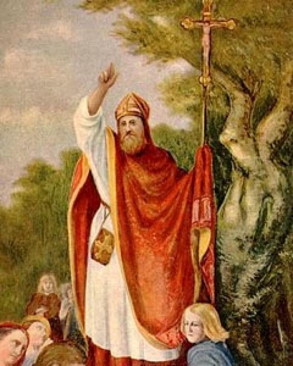 22 Tháng 4 Thánh Ađanbetô Prague, Giám mục (956-997)