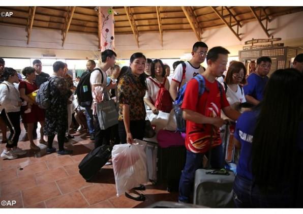 Hiện tượng di cư trở thành vấn đề xã hội