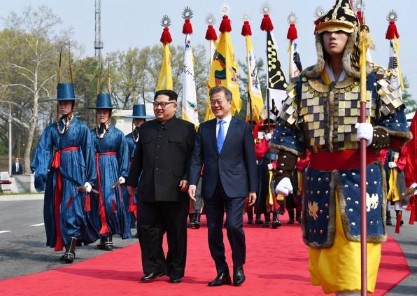 Phản ứng của Hội Đồng Giám Mục Hàn Quốc về hội nghị hoà bình hai miền Nam Bắc Triều Tiên