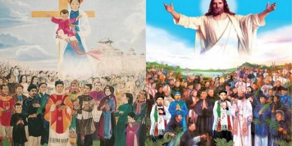 Thư công bố Năm thánh Tôn vinh các Thánh Tử đạo Việt Nam