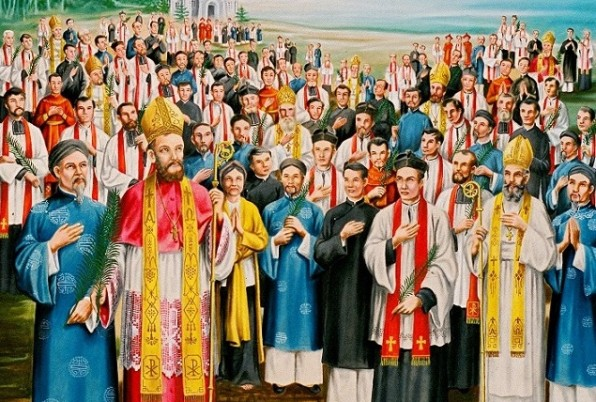Hội Đồng Giám Mục Việt Nam loan báo Năm Thánh mừng 30 Năm tuyên thánh cho 117 vị tử đạo