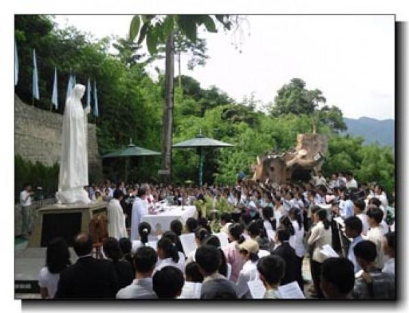 Đức Mẹ Tàpao từ lãng quên được tái lập thành trung tâm hành hương