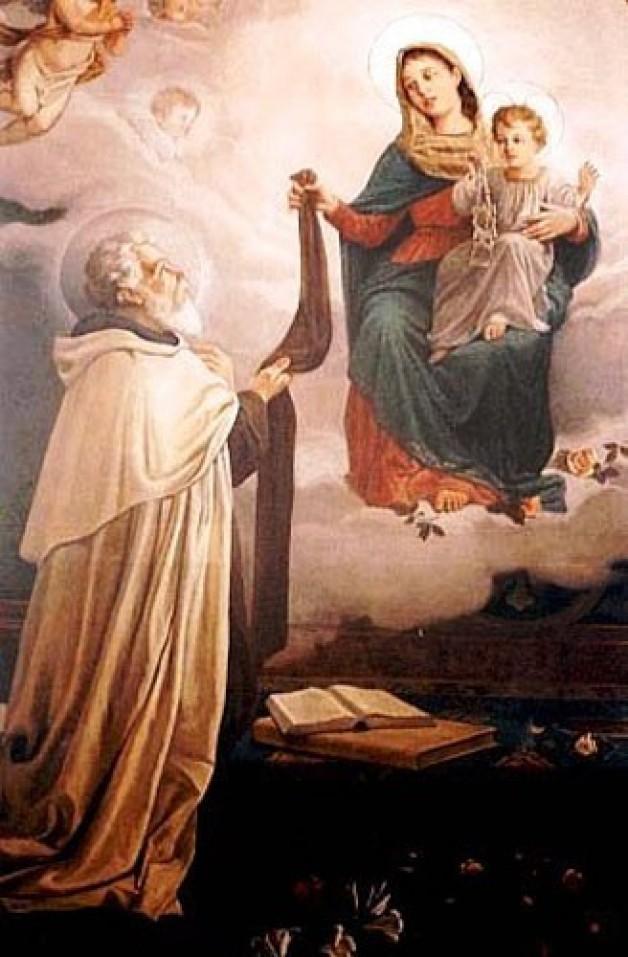 16 Tháng Năm Thánh Simon Stock (1165-1265)