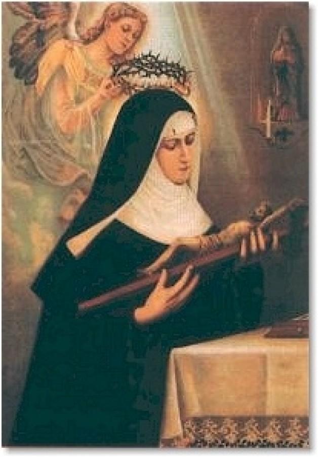 22 Tháng 5 Thánh Rita ở Cascia (1381-1457)