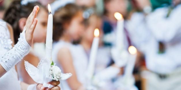 Rước lễ lần đầu: những câu hỏi không thể tránh của trẻ em