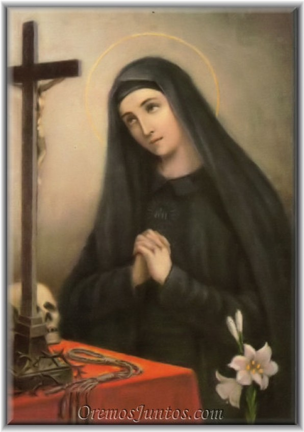 29 Tháng Năm Thánh Maria Anna 'de Paredes' (1618-1645)