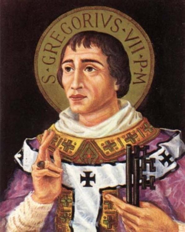 30 Tháng 5 Thánh Giáo Hoàng Grêgôriô VII (1020-1085)