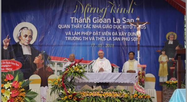 Bản Tin Công Giáo Việt Nam từ ngày 27-29/05/2018