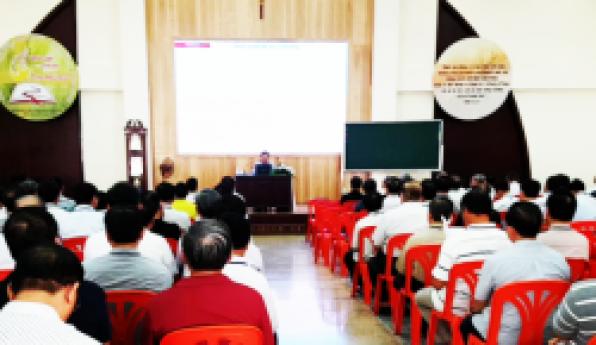 Tổng Giáo phận Sài Gòn: Thường huấn Linh mục 2018