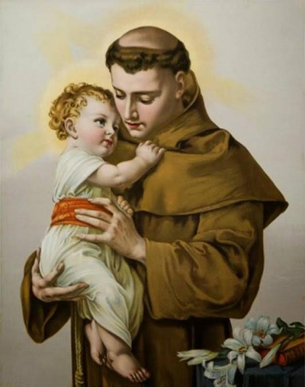 13 Tháng Sáu Thánh Antôn ở Padua (1195-1231)
