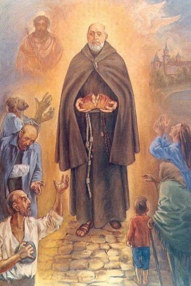 14 Tháng Sáu Thánh Albert Chmielowski (1845-1916)