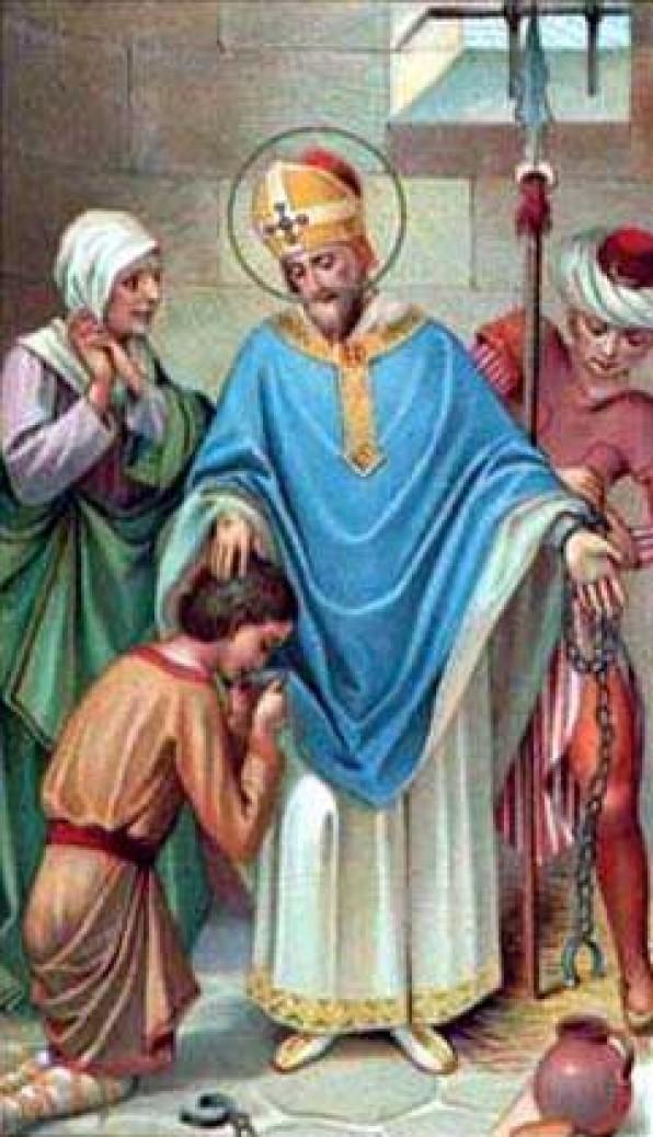 22 Tháng Sáu Thánh Paulinus ở Nola (354-431)