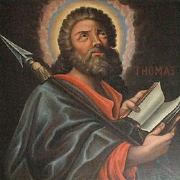 3 Tháng Bảy Thánh Tôma Tông Ðồ (c.72)
