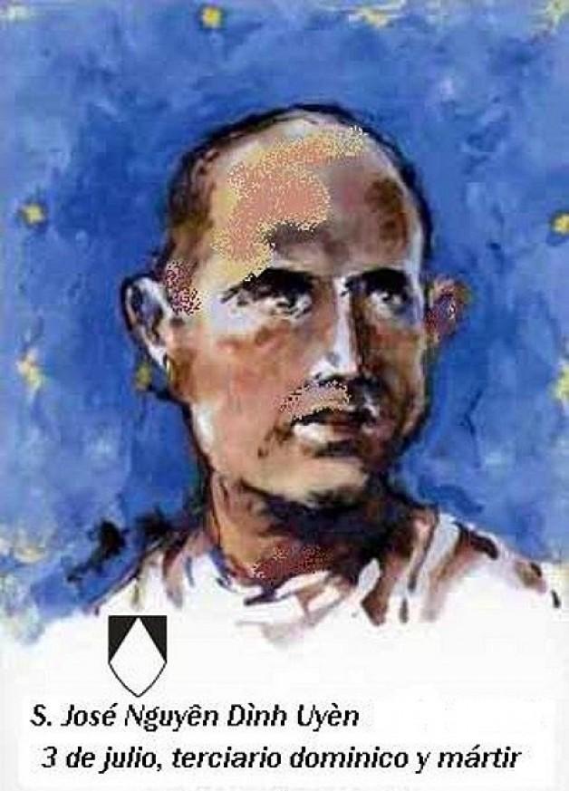 Ngày 4 tháng 7 THÁNH GIU-SE NGUYỄN ĐÌNH UYỂN Thầy Giảng Tử Đạo