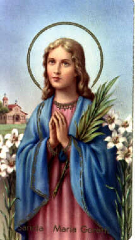 6 Tháng Bảy Thánh Maria Goretti (1890-1902)