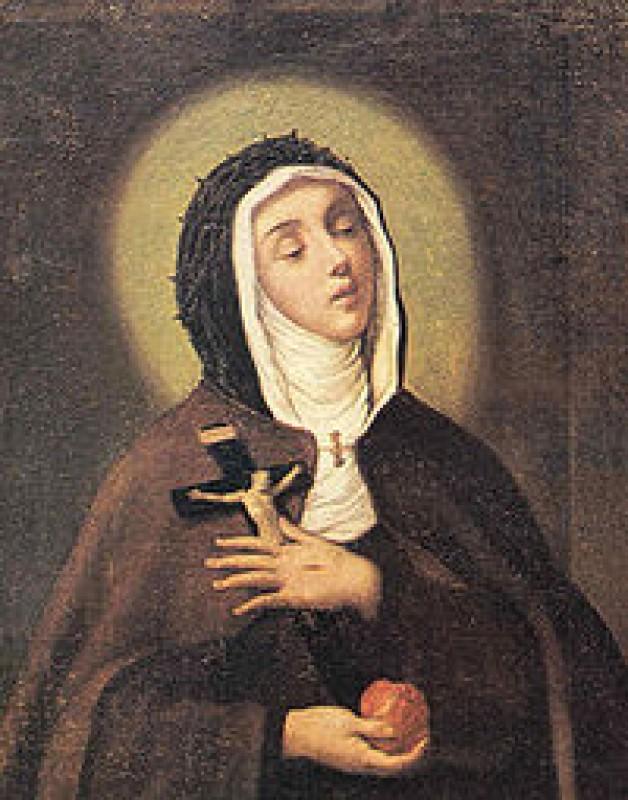10 Tháng Bảy Thánh Vêrônica Giuliani (1660-1727)