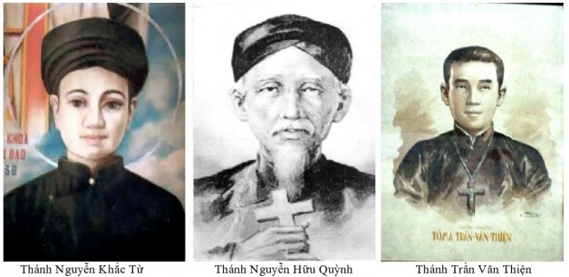 Ngày 10 tháng 07  THÁNH PHÊ-RÔ NGUYỄN KHẮC TỰ VÀ AN-TÔN NGUYỄN HỮU HUỲNH Thầy Giảng và Trùm Họ tử đạo