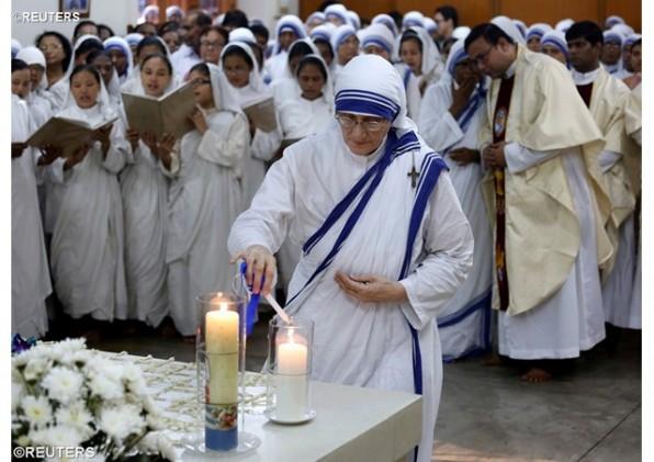 Chiến dịch chống Mẹ Têrêsa và dòng của Mẹ tại Ấn độ