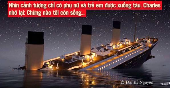 CÁi chết trên tàu Titanic