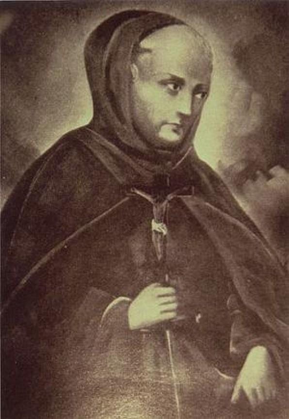 3 Tháng 8 Vị Ðáng Kính Antôn Margil (1657-1726)