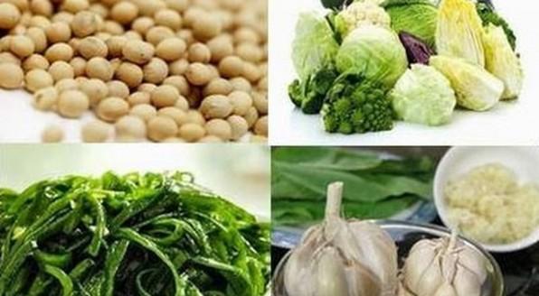 8 loại rau ngăn ngừa 8 loại ung thư