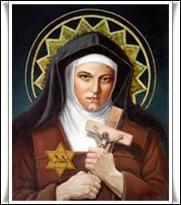 Ngày 09 Tháng 08 Thánh Edith Stein