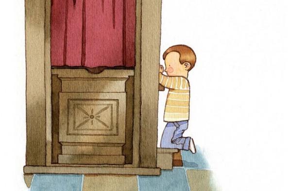 Làm sao giải thích Bảy Bí Tích cho trẻ em?