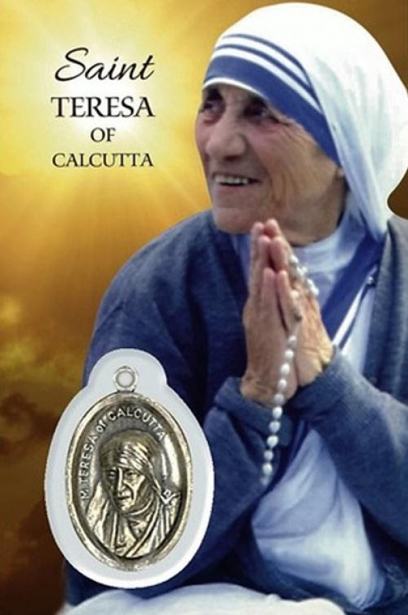 THÁNH NỮ TERESA CALCUTTA ( 1910 – 1997 )
