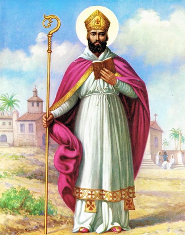 11 Tháng Chín Thánh Cyprian