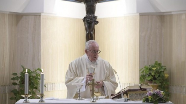 Đức Thánh Cha: Lòng thương xót là kiểu sống của người Ki-tô hữu