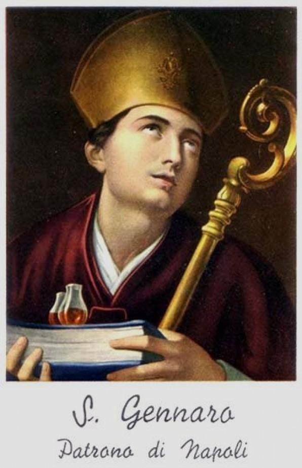 19 Tháng Chín Thánh Januarius (272 – 305)