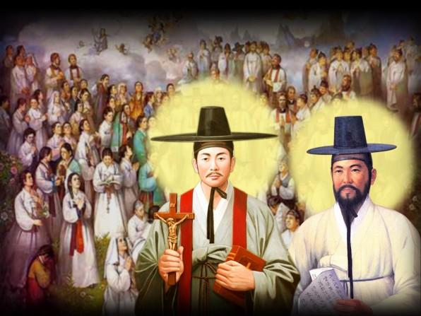 20 Tháng Chín Thánh Anrê Kim Taegon, Phaolô Chong Hasang và Các Bạn Tử Đạo.