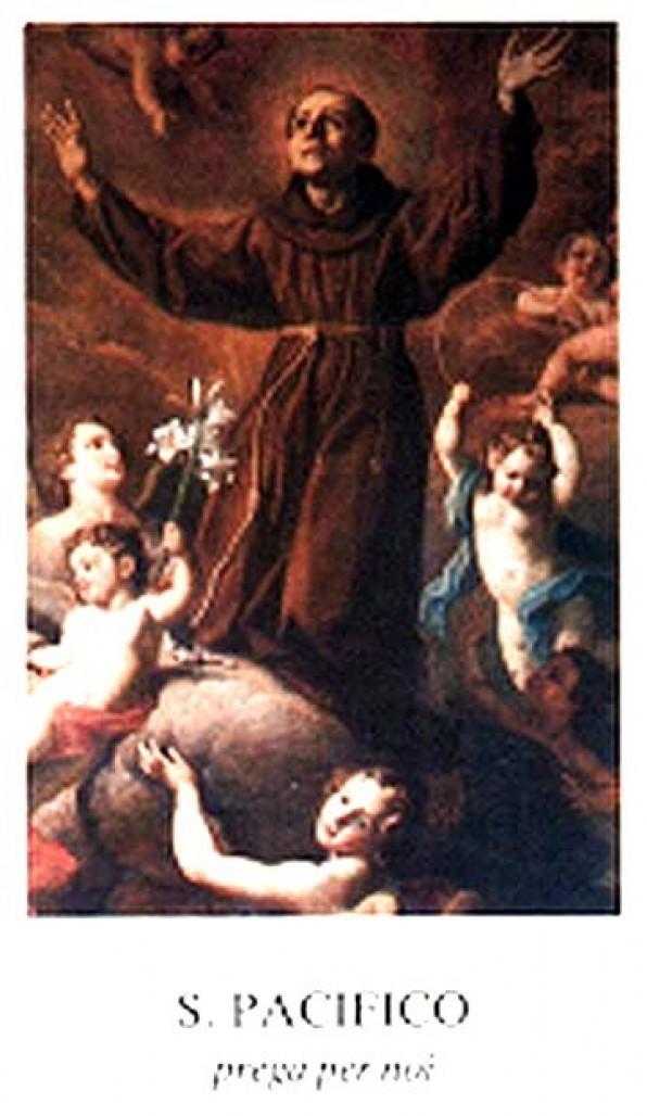 24 Tháng Chín Thánh Pacifio ở San Severino (1653-1721)