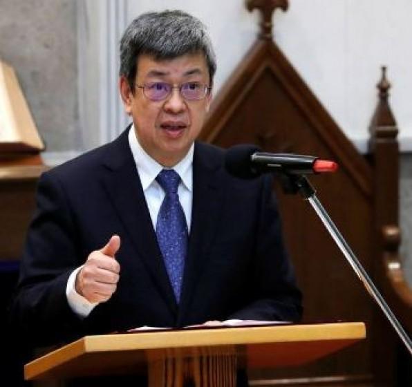Thoả ước chưa ráo mực, Phó Tổng Thống Đài Loan đi Vatican.