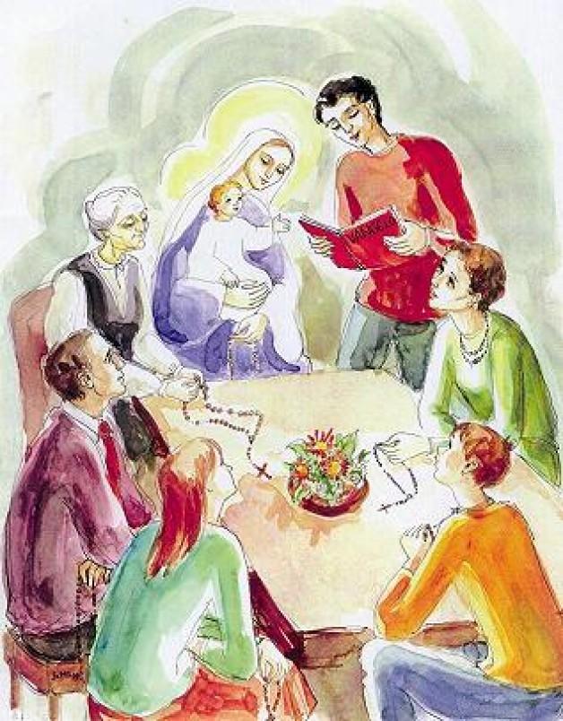 Gia đình truyền giáo