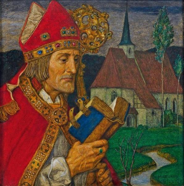 31 Tháng Mười Thánh Wolfgang ở Regensburg (924-994)