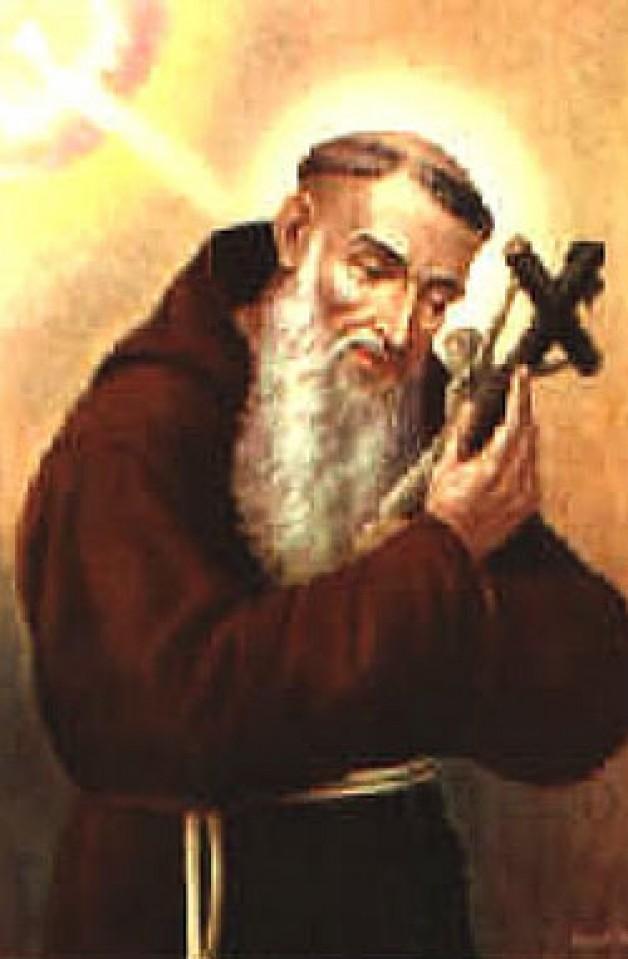 7 Tháng Mười Một Thánh Didacus (1400-1463)