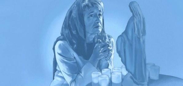 Mẹ Tôi Là Một Vị Thánh