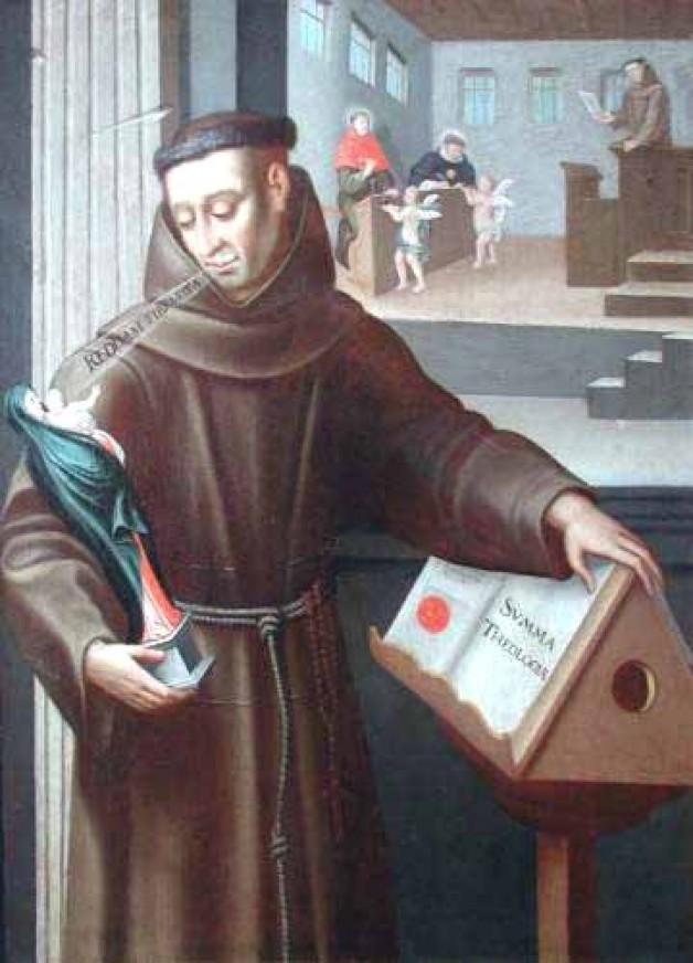 8 Tháng Mười Một Chân Phước John Duns Scotus (1266-1308)