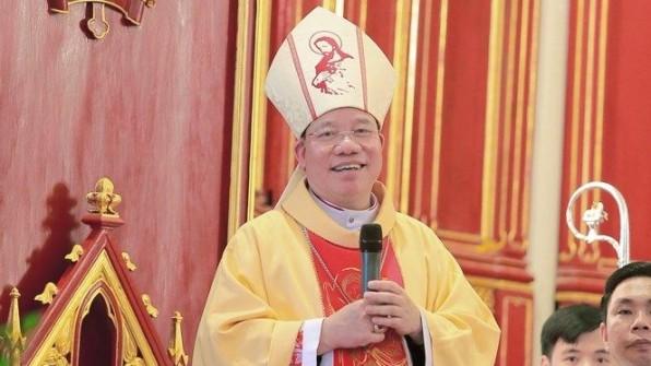 Đức Cha Giuse Vũ Văn Thiên, tân TGM Hà Nội