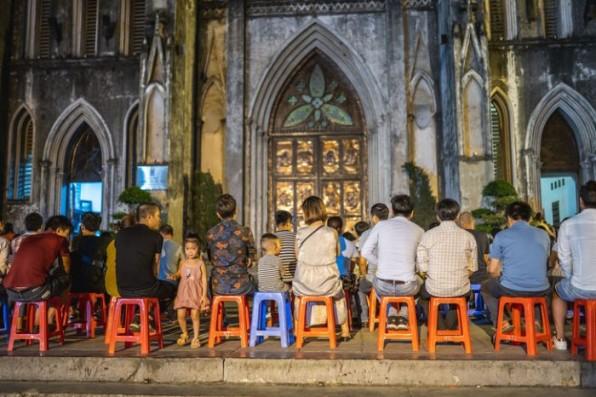 Miền Bắc Việt Nam: Giáo hội sống lại