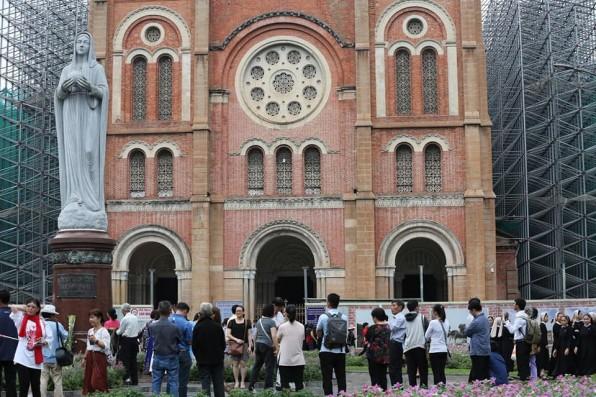 Giáo Phận Sài Gòn : Thánh lễ Bế mạc Năm Thánh mừng kính Các Thánh Tử Đạo Việt Nam
