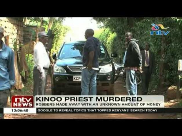 Một linh mục người Kenya bị sát hại