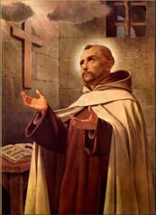 St JOAN THÁNH GIÁ -Linh mục Tiến sĩ (1542 – 1591)