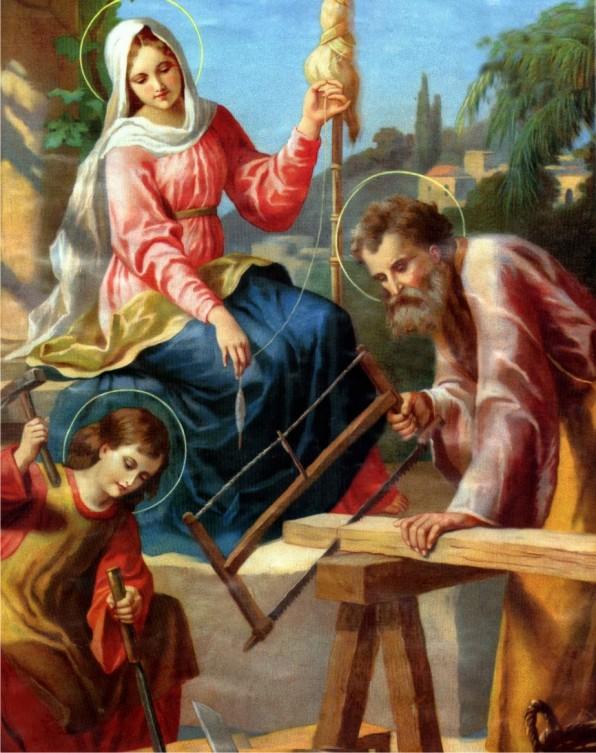 Gợi ý mục vụ năm 2019 – Bài 1: Chúa Giêsu dạy chúng ta đồng hành /Bài 2: Gia đình là nơi đồng hành đầu tiên